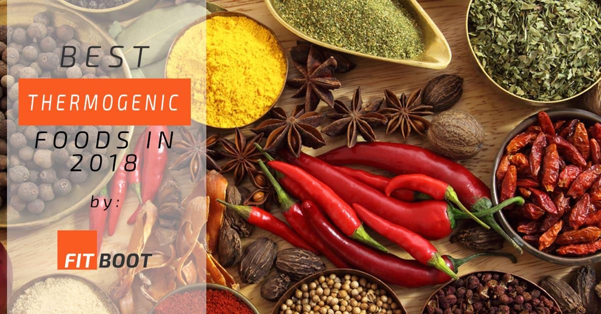thermogenic foods