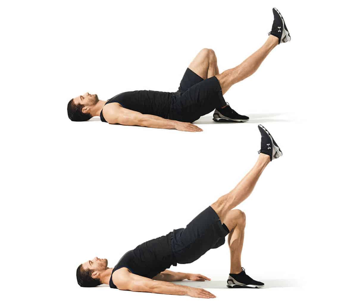 Single Leg Hip Extension