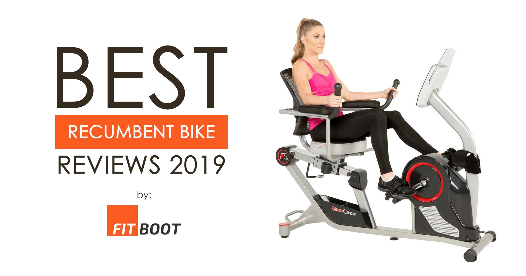 Best Recumbent Bike Reviews (2019)